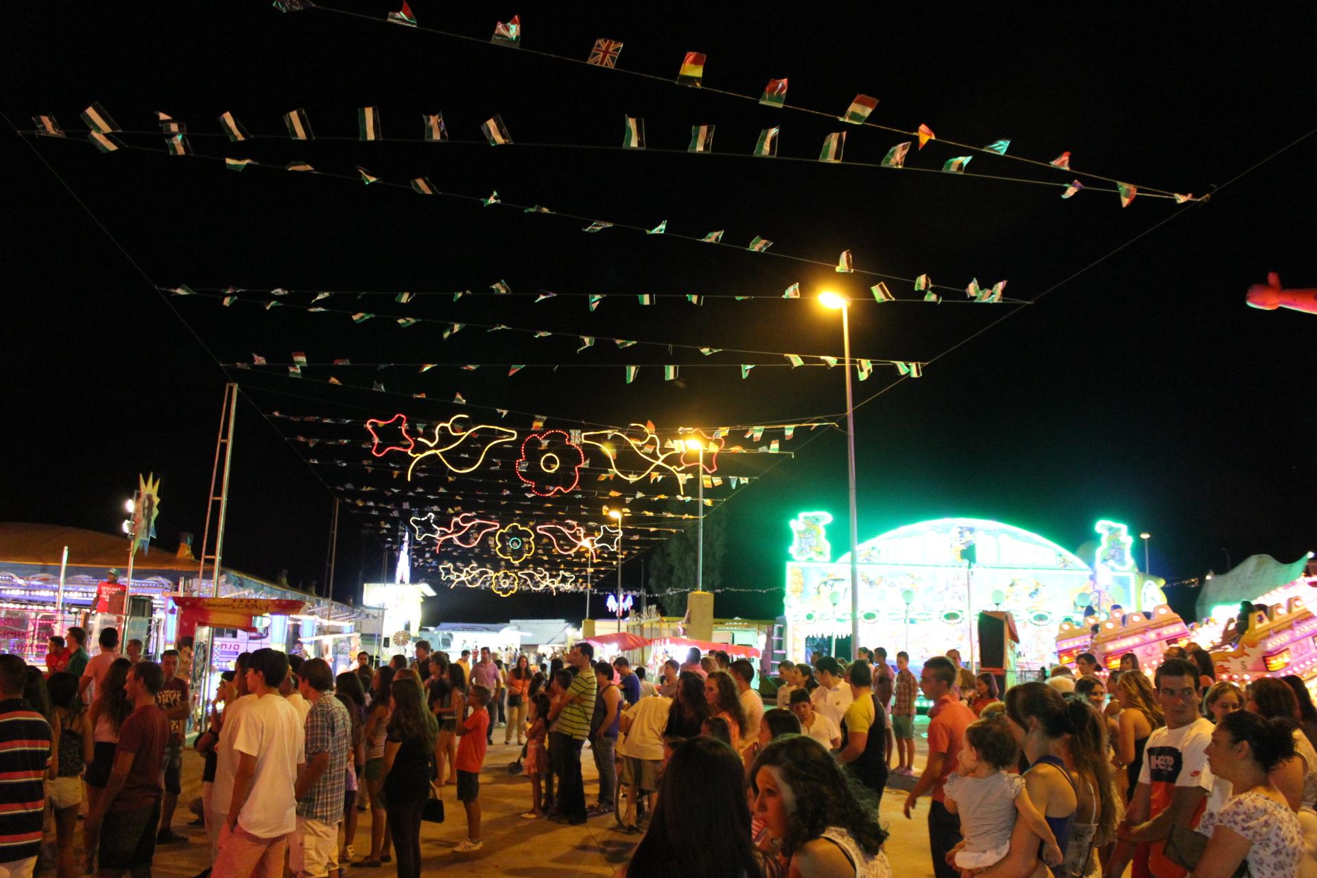 Miles de vecinos y visitantes disfrutan de las Ferias y Fiestas de San Ginés