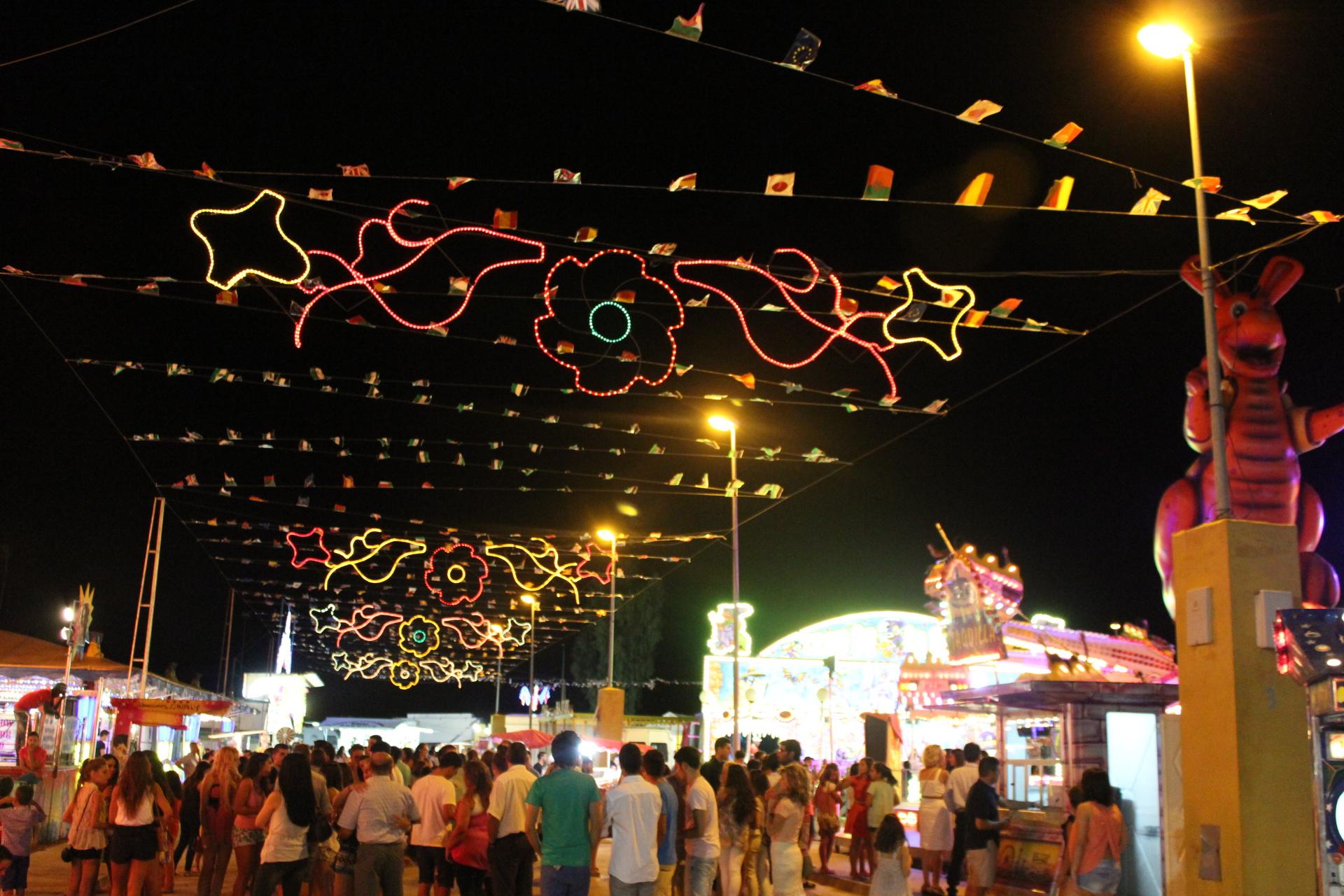 Arrancan las ferias y fiestas de San Ginés de la Jara
