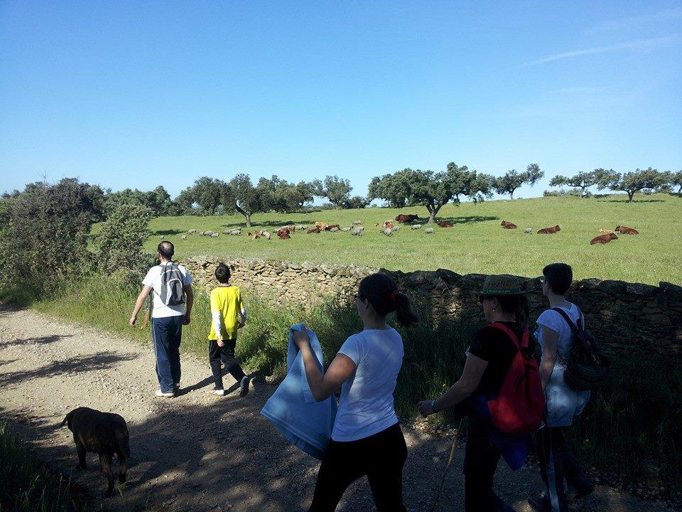 Ruta del Camino de Los Molinos, 27-04-14
