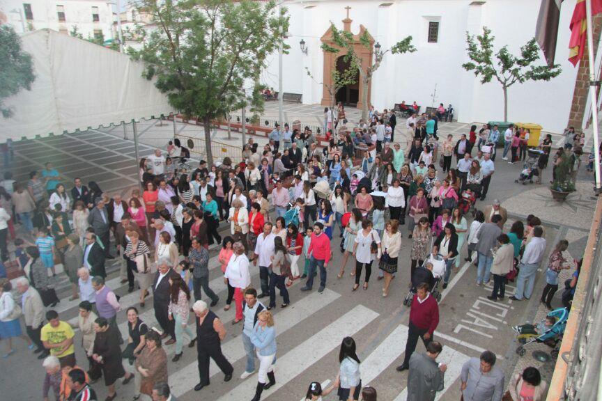 Semana Santa 2014 en Villanueva del Fresno