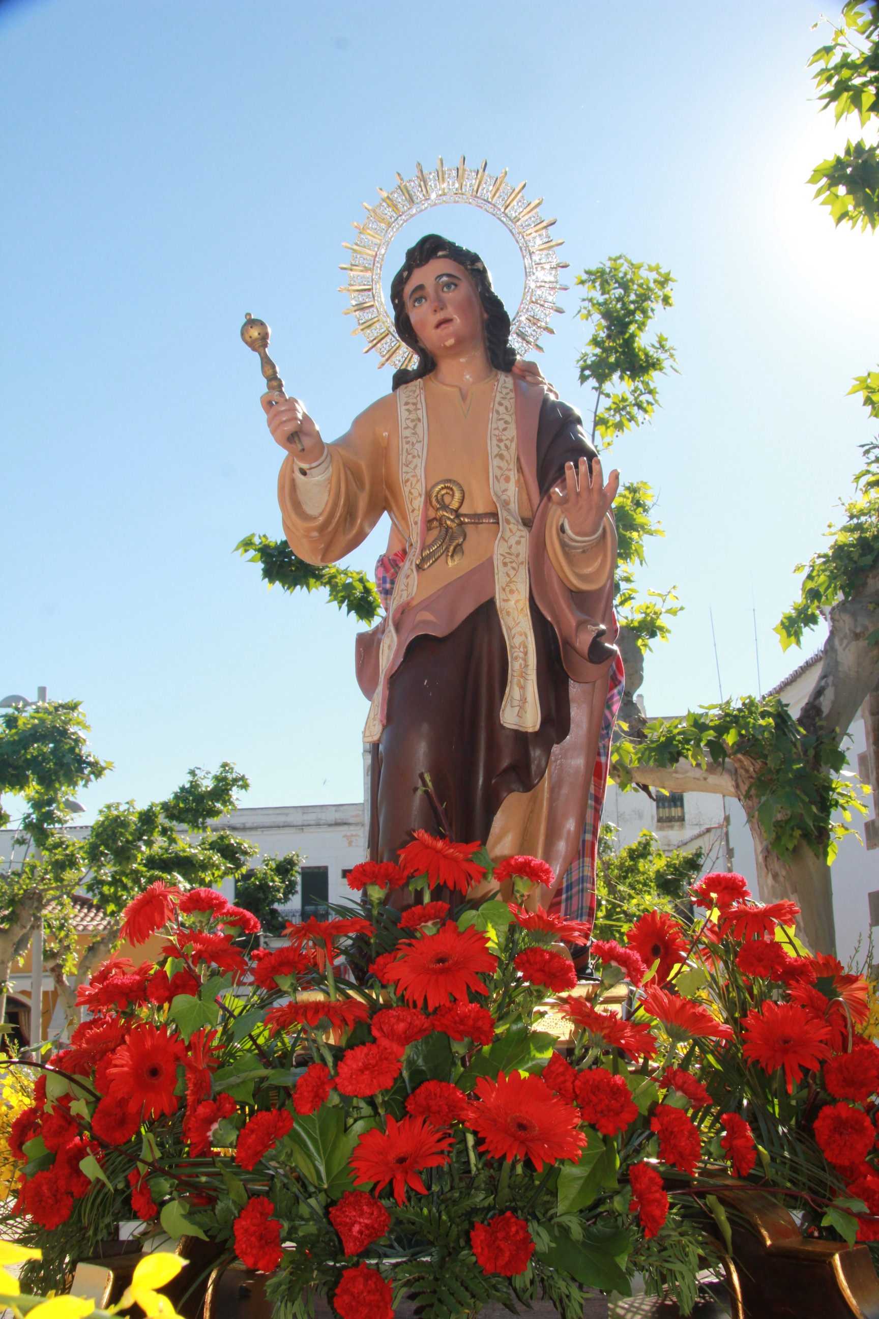 Romería de San Ginés (Elena García), 04-05-14