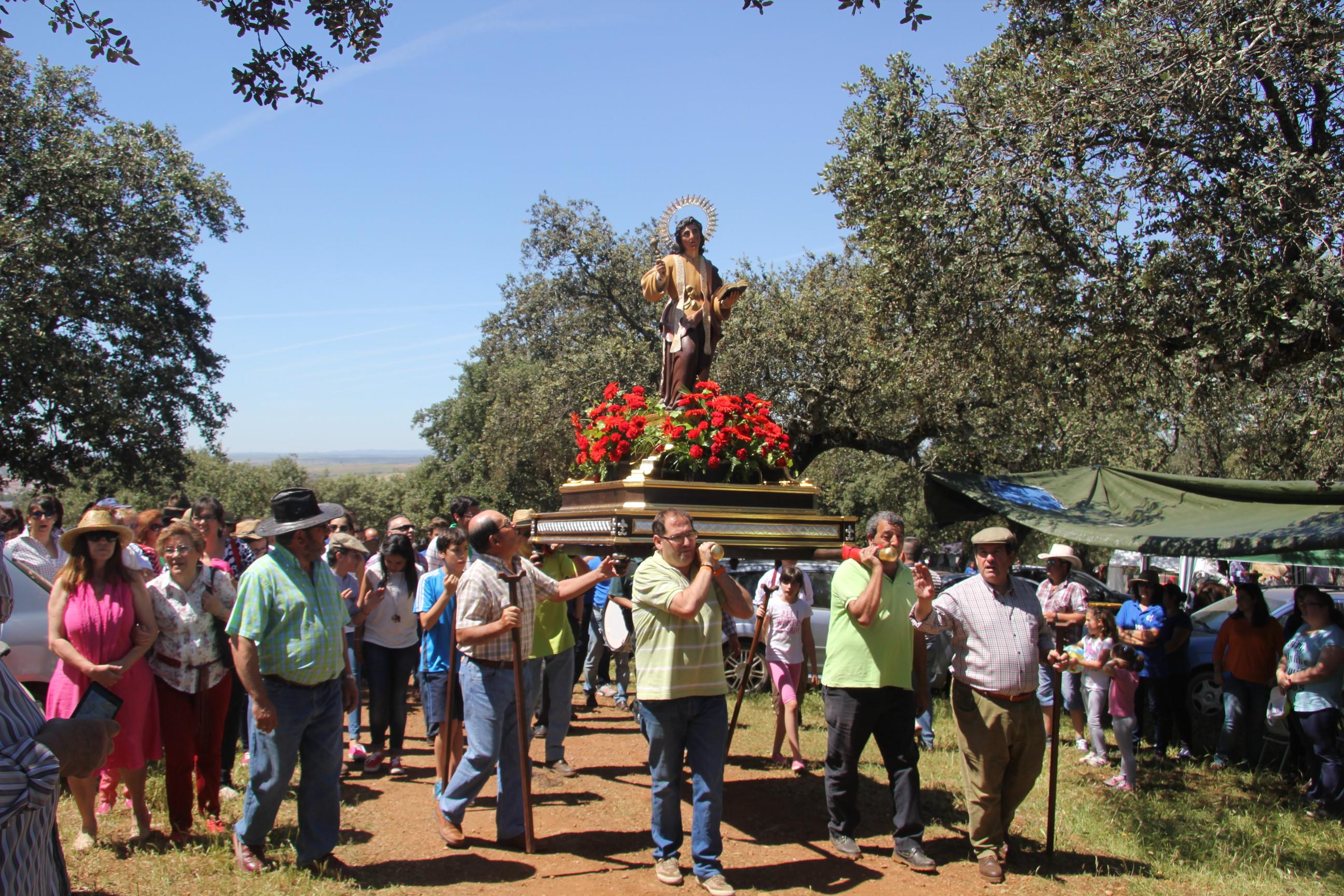Romería de San Ginés (Carterowen), 04-05-14