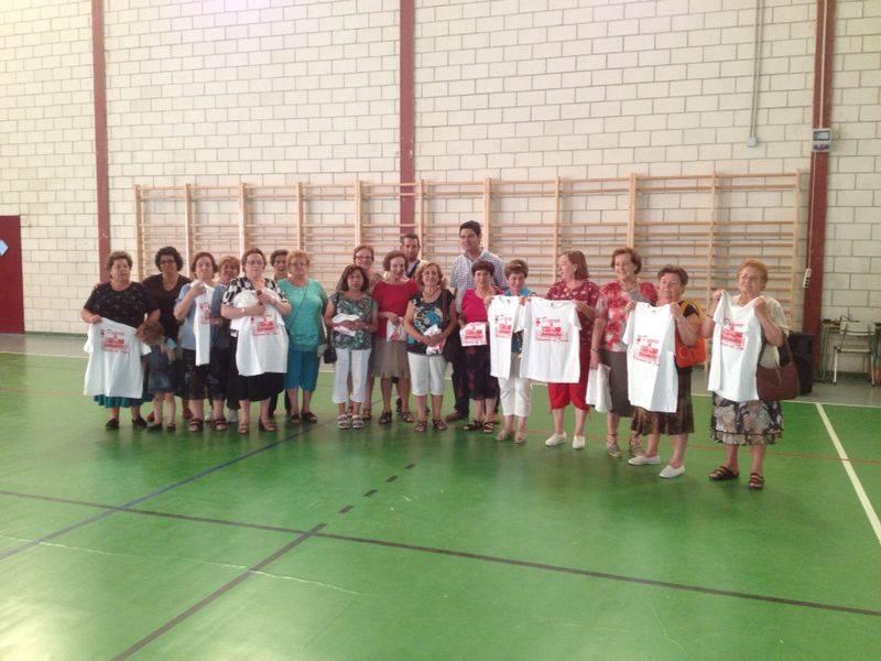 Clausura de las Escuelas Deportivas, 19-06-2014
