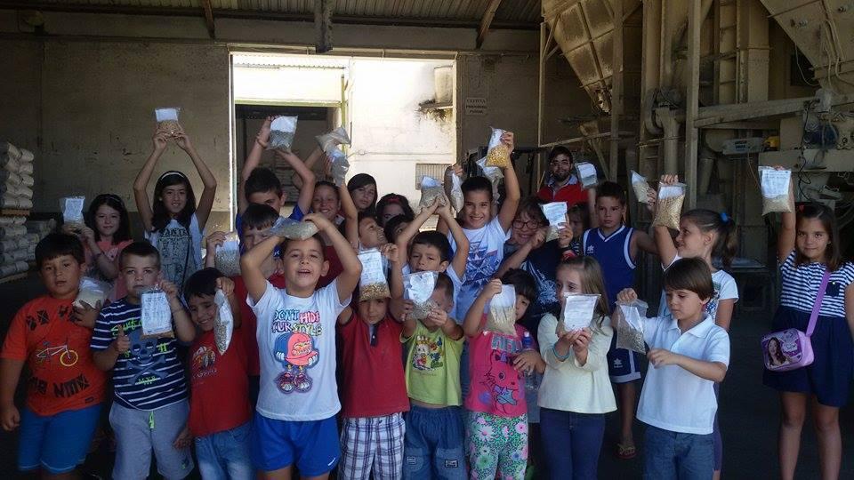 Visitas didácticas CEPIVVA Escuelas de Verano, 07-07-14