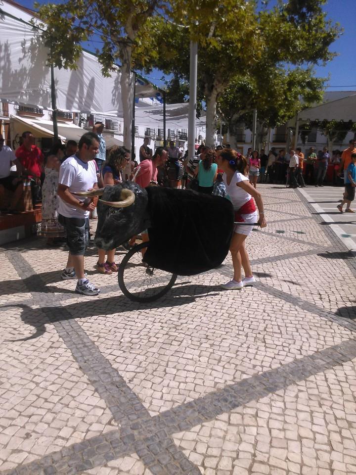 Ferias y fiestas San Ginés de la Jara 2014
